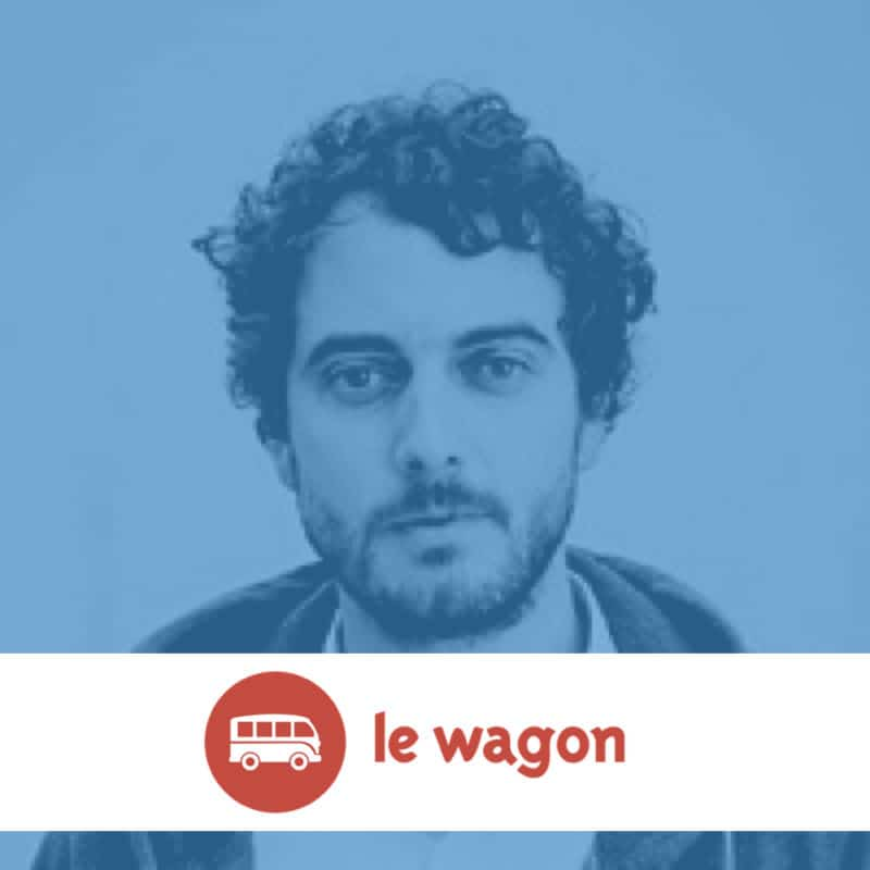 boris paillard le wagon podcast