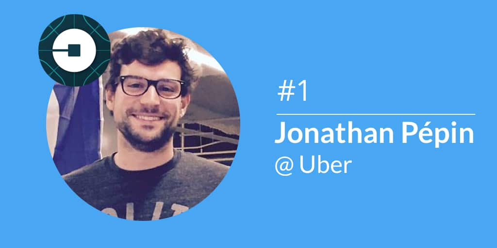 interview ama jonathan pépin uber growth