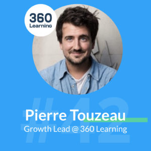 pierre touzeau 360 learning