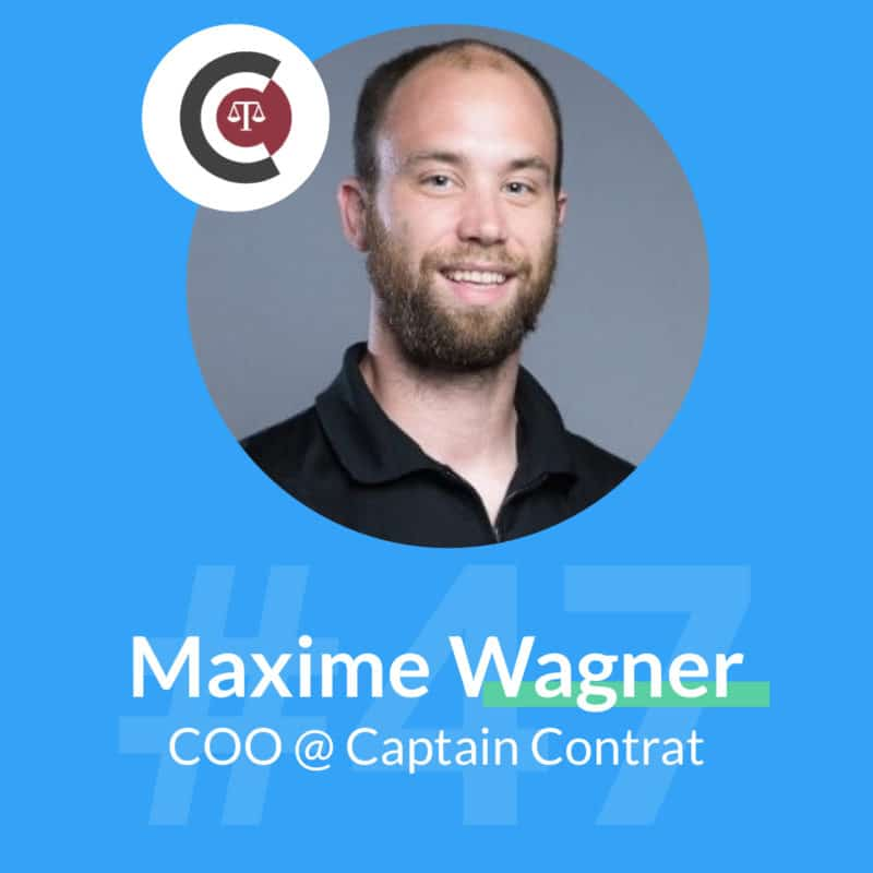 maxime wagner captain contrat