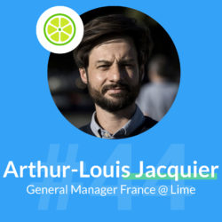 lime paris arthur louis general manager