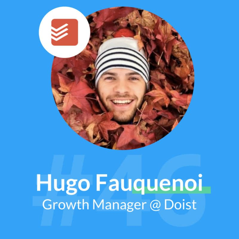 hugo fauquenoi growth doist