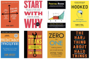 livre startup growth makers