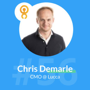 chris demarle cmo lucca conversion sur adwords