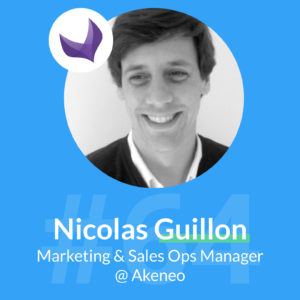 nicolas guillon akeneo growth
