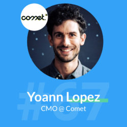 yoann lopez comet growth