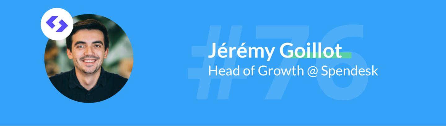 podcast growth spendesk