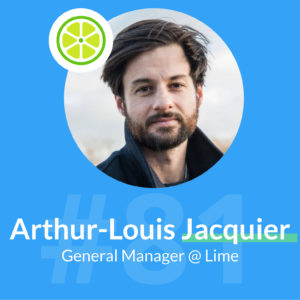 arthur louis jacquier podcast marketing lime