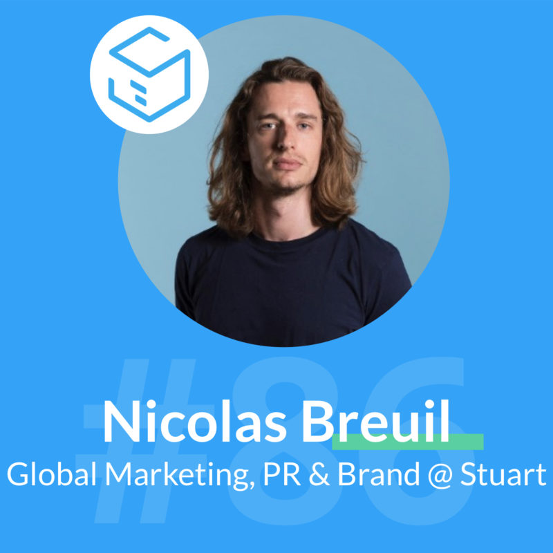 Nicolas Breuil marketing podcast stuart