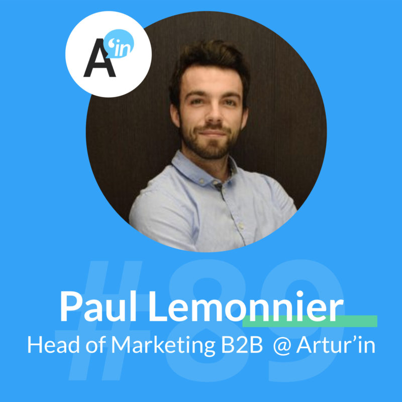 podcast marketing paul lemonnier