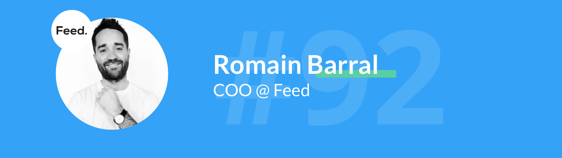 feed podcast marketing romain barral