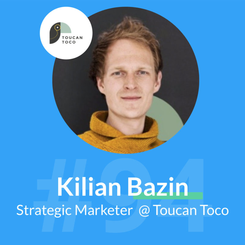 toucan toco kilian bazin podcast