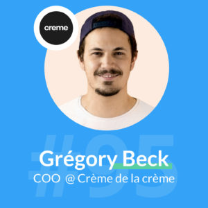 creme de la creme podcast marketing