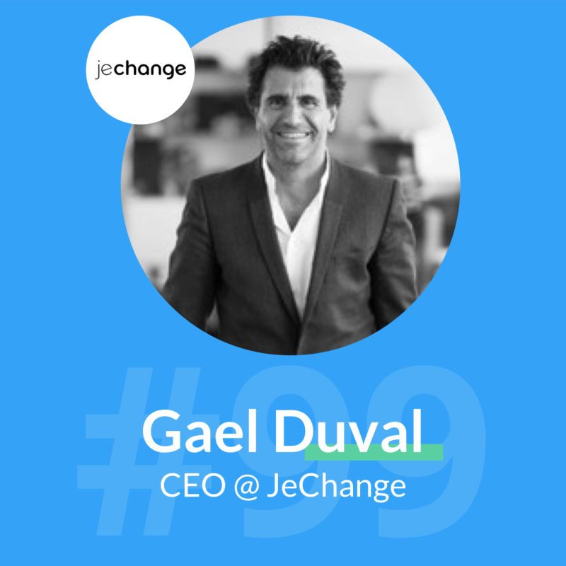gael duval jechange podcast marketing