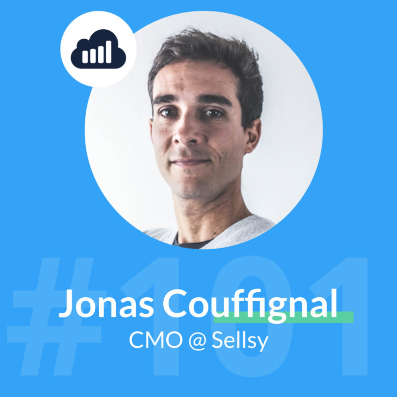 jonas couffignal sellsy podcast